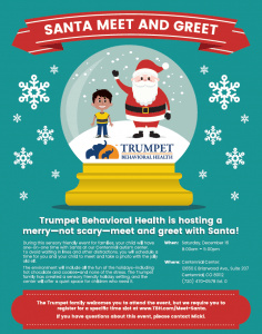 Sensory Friendly Santa Meet and Greet